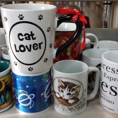 Mugs & Coffee Cups